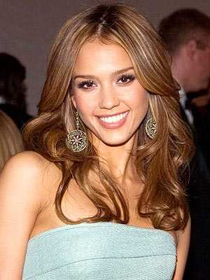 Jessica Marie Alba (born April 28,
