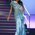 Miss Jamaica Yendi Phillipps was the first runner up