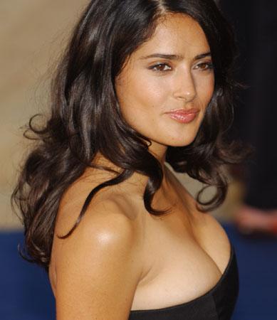 Tell more. Actress salma hayek