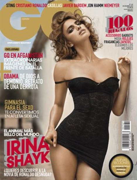 ESCANDALO! Ronaldo's Girlfriend SUES GQ!