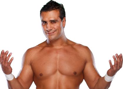 VIDEO: Alberto del Rio in the WWE Elimination Chamber Card!