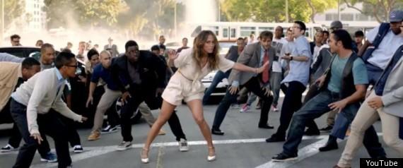 Jennifer Lopez Debuts