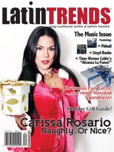 Carissa Rosario cover