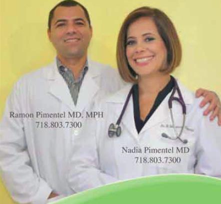 Saludos con los Drs. Pimentel: Manera Fácil y Rápida de Bajar de Peso