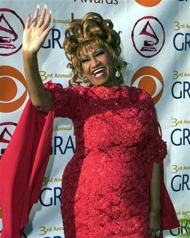 McDonald's Celebrates Celia Cruz!