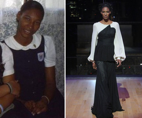 From the Orphanage to the Runway
