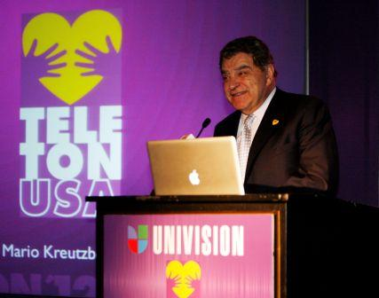 Univision Telethon A Success!