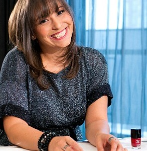 Mar y Soul Inzerillo, Celebrity Nail Stylist with COVERGIRL (Photo: Business Wire)