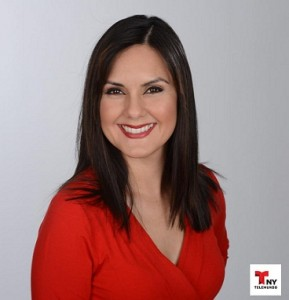 "Nathalia Ortiz, Co-Anchor on ""Buenos Días Nueva York"" on TelemundoNY"