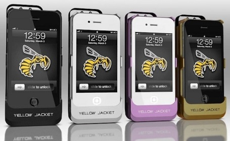 New iPhone Stun Gun Case Protects You and Your Phone