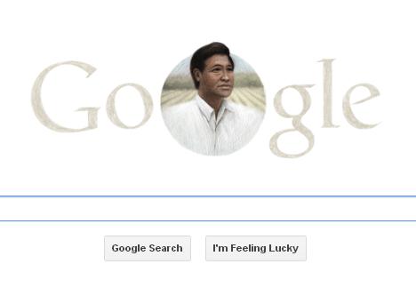 Google Chavez Post