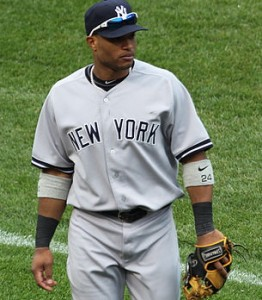 New York Yankees second baseman Robinson Cano.