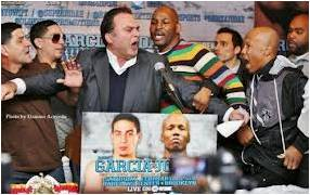 Big Fight in Brooklyn Saturday Night