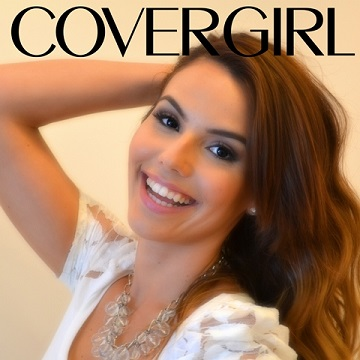 COVERGIRL® Ambassador Ruth Feliciano at Summer Beauty Remix