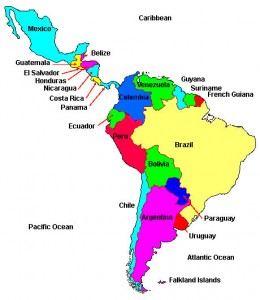 Latin_America_Politic_Map