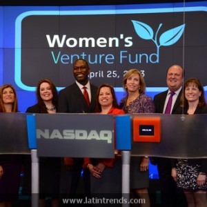 Women's Venture Fund Announces Winners of Highest Leaf Award at NASDAQ Closing Bell Ceremony