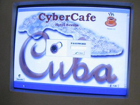 Connected: Cuba now receiving internet access