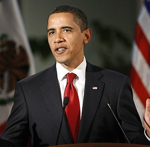 President Barack Obama to visit Mexico