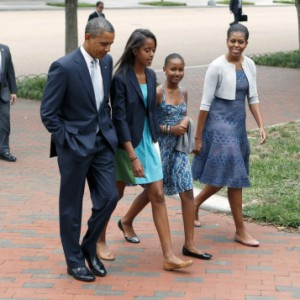 The First Family becoming Bilingual