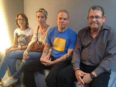 Residente Calle 13 & Family