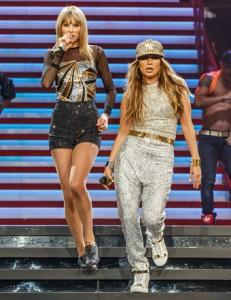Taylor Swift & Jennifer Lopez