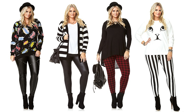 Fall Style Guide For The Curvy Chicas