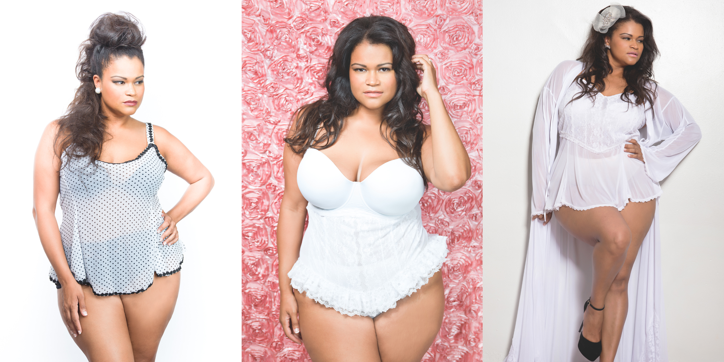 Lingerie for the Real Size Women – LatinTRENDS.com