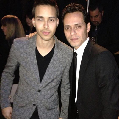 Marc Anthony And Prince Royce In Concert In Punta Cana