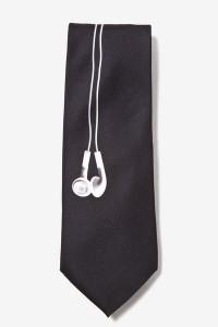Earbuds Tie