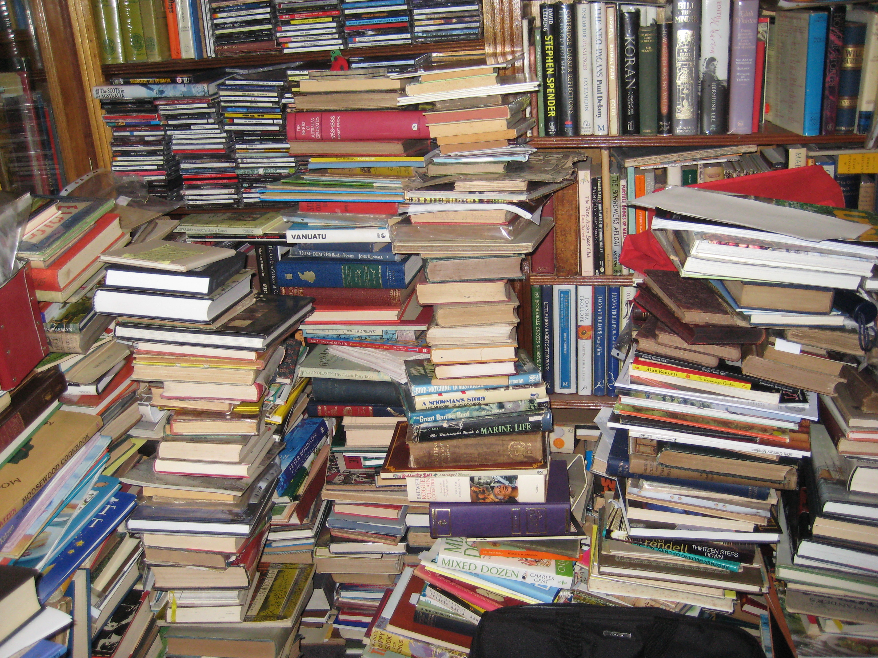 Where are the Latino Authors?
