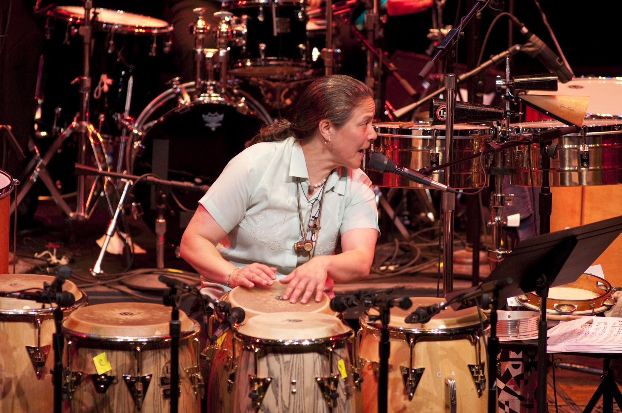 Latino Music: Annette A Aguilar and StringBeans