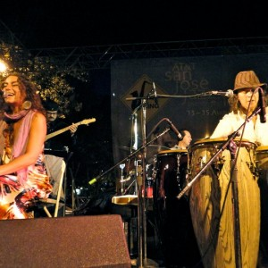 San Jose Jazz Festival with Catarina Dos Santos Vocals