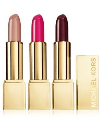 New Michael Kors Glam Lip Lacquer