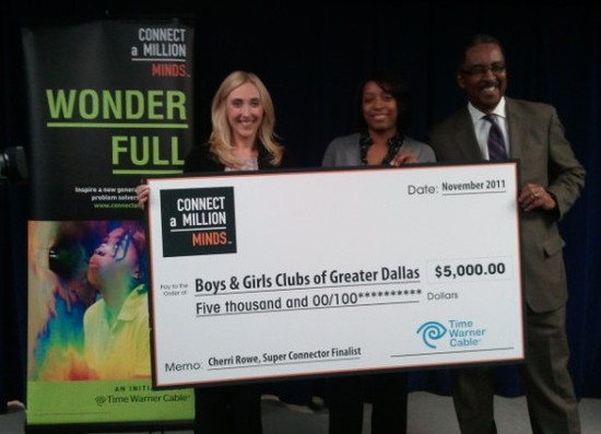 Time Warner Cable donates $500,000 to Boys & Girls Club of America for new Summer STEM program