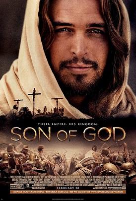 """20TH CENTURY FOX ESTRENARÁ LA PELÍCULA """"SON OF GOD"""" EN ESPAÑOL EL 28 DE FEBRERO DE 2014"""
