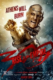 "RODRIGO SANTORO as Xerxes in Warner Bros. Pictures' and Legendary Pictures' action adventure ""300: RISE OF AN EMPIRE,"" a Warner Bros. Pictures release."