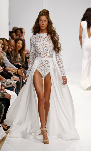 Michael Costello Collection For Fashion Week