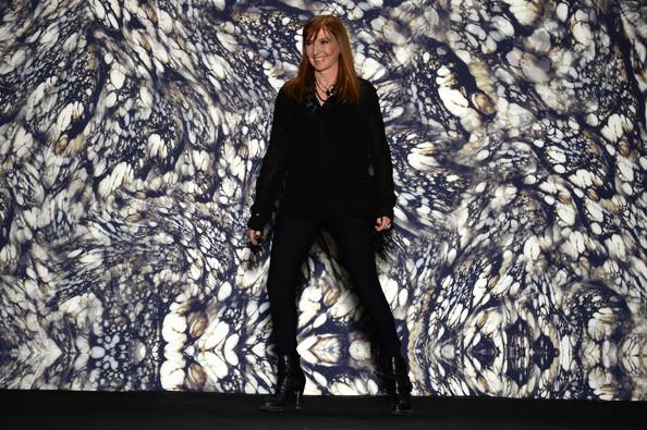 Mercedes-Benz Fashion Week Fall 2014 – Nicole Miller