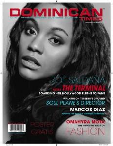 Zoe Saldana Issue 13