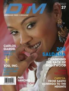 Zoe Saldana Issue 27