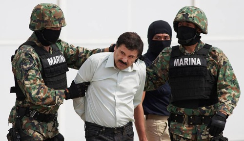 Infamous Mexican Drug Lord Joaquin 'El Chapo' Guzman Captured: Which Latino Actor should play the drug kingpin in a movie?