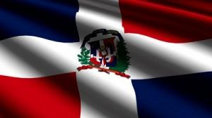 stock-footage-dominican-republic-close-up-waving-flag-hd-loop