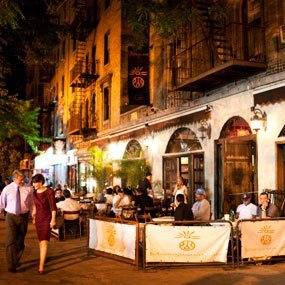 Spanish Restaurants Nyc Mamajuana Cafe Latintrendscom