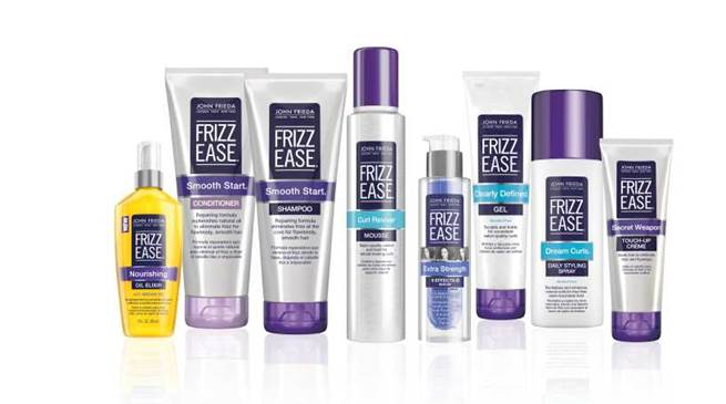 John Frieda Frizz Ease Is Creating A Movement To Inspire