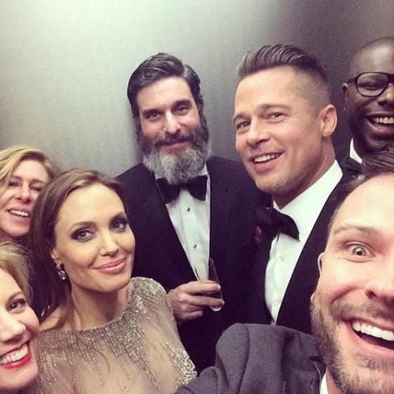 Stars+Oscar+Social+Network+Snaps+XxTPSdVxQVfl