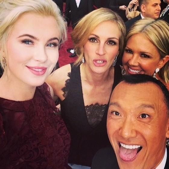Stars+Oscar+Social+Network+Snaps+qIG8KeXbLpql
