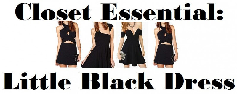 Closet Essential: The Little Black Dress