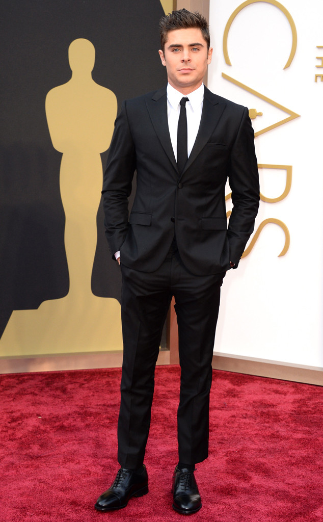 The Oscars 2014: LatinTRENDS Men's Red Carpet Fashion