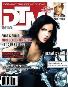 Fast & Furious Latino Star Michelle Rodriguez is Hot & Dangerous