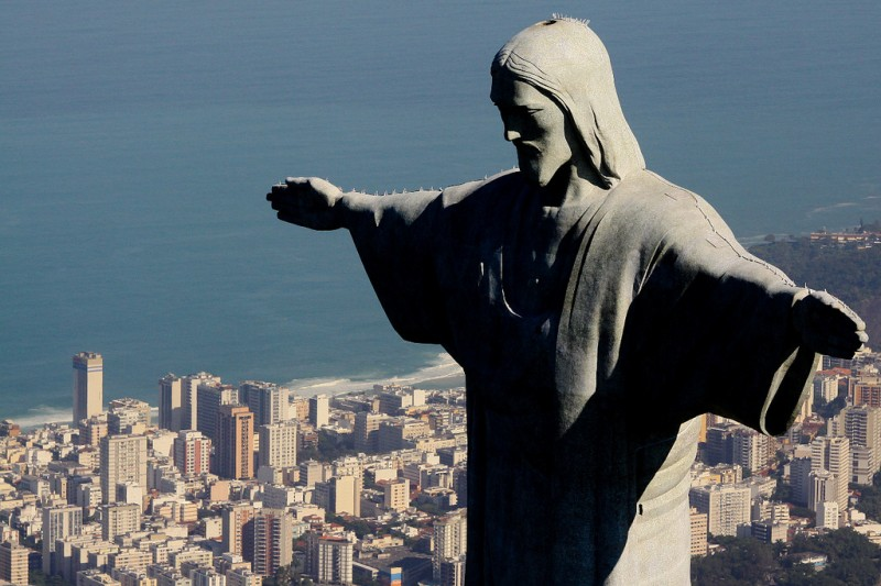 Christ The Redeemer (Image Via Go Brazil About)